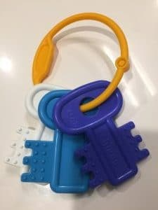 Chicco Teether