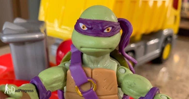 Turtle Donatello