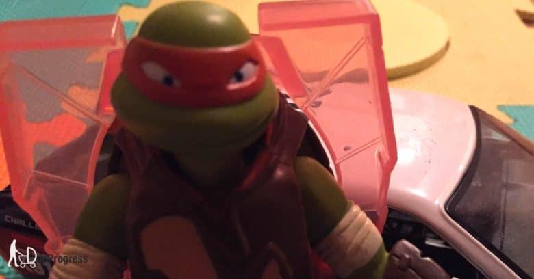 Turtle Raphael