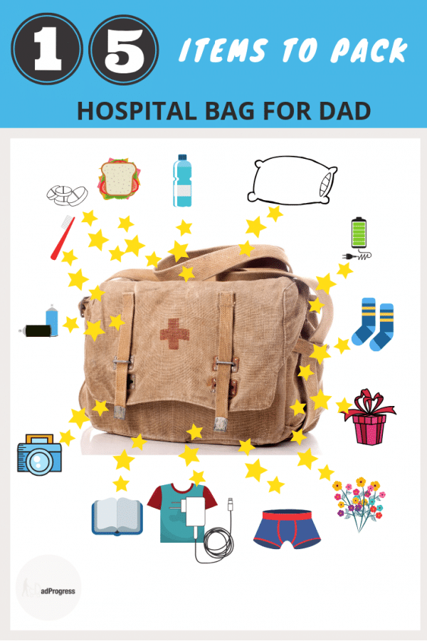 After our son was born, I wrote down a packing list for dads. Click to read my tips and ideas, what products are essential in a hospital bag for you to survive:)