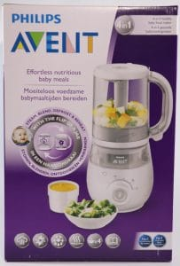 Philips Avent 4-in-1 Food Maker