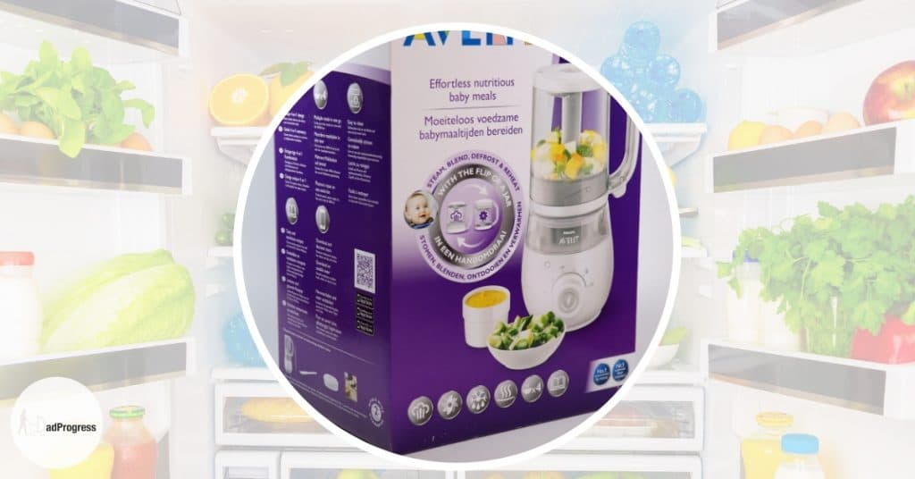 Philips Avent 4 In 1 Food Maker Scf875 01 Review