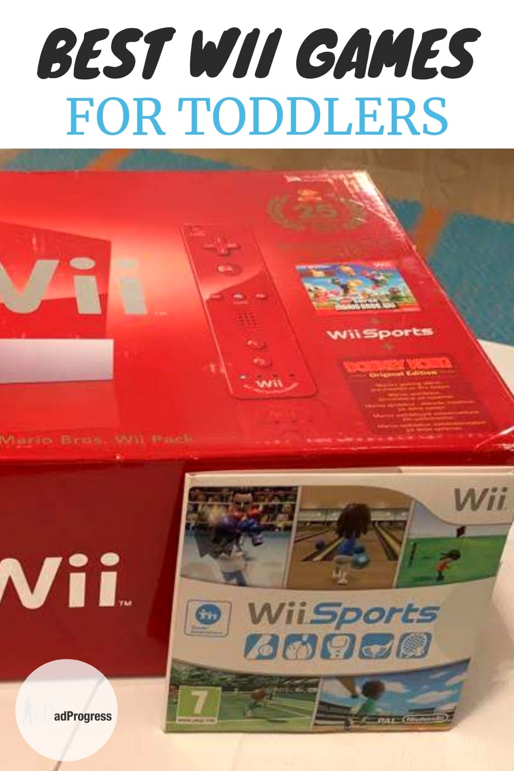 Nintendo Wii console has many best video games for toddlers and preschoolers to enjoy. Click to learn more on the subject