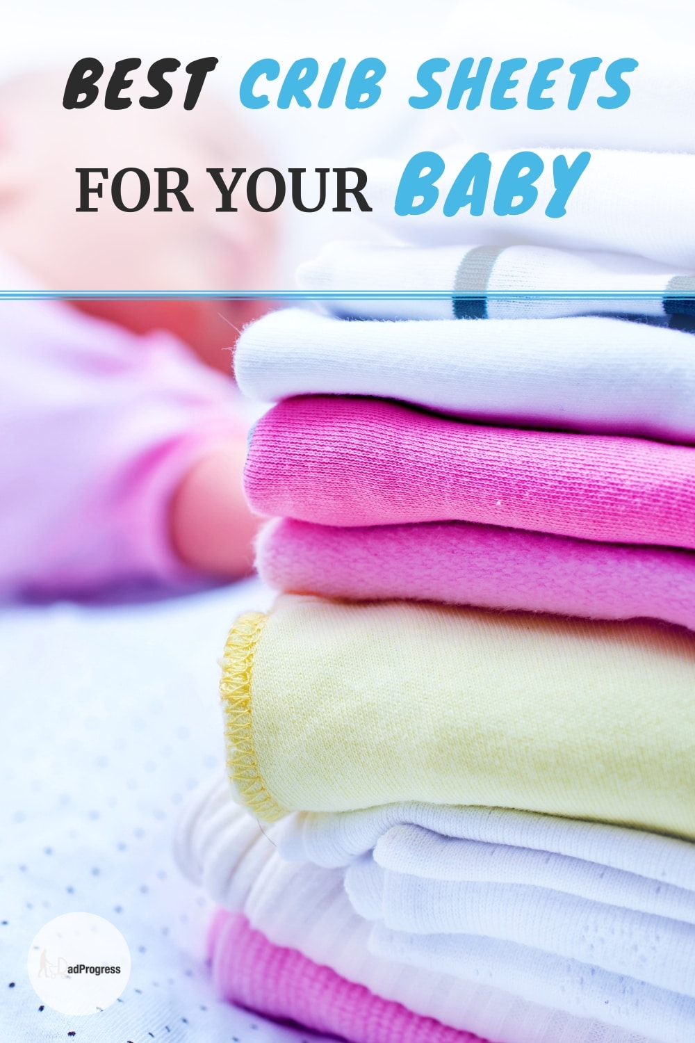 If you're looking for a crib sheet for your standard or mini crib mattress, then click to read my guide on best baby sheets. You may even want to buy organic sheets for your baby boy or girl!