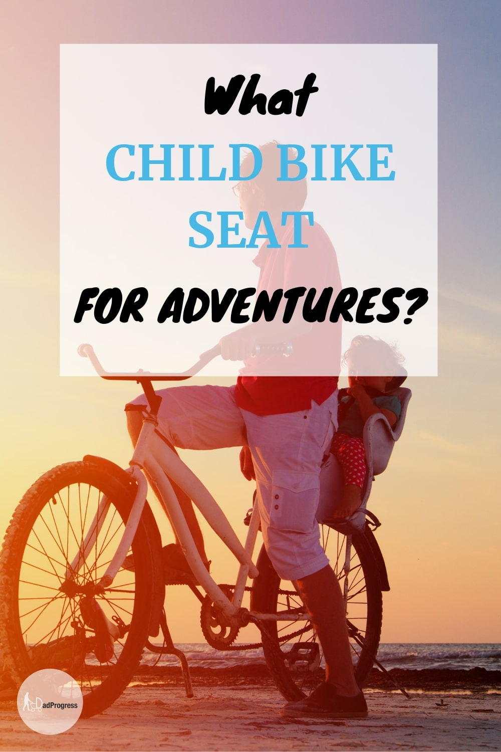 I wrote a buying guide to best child bike seats because bike seat for kids can be hard to buy. There are so many different designs available. Click to read more