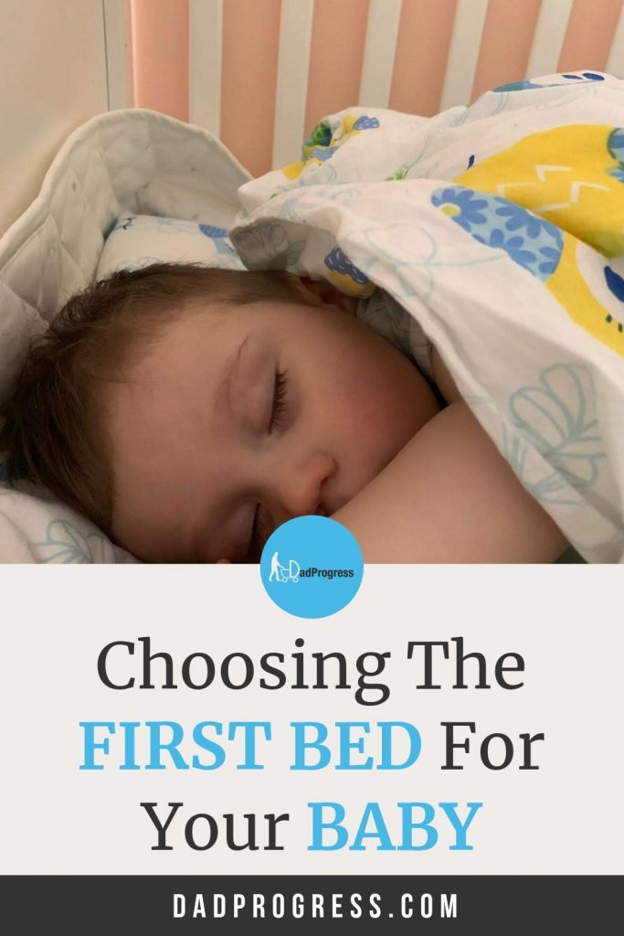 If you're searching for your baby's first bed for small spaces or a bigger nursery, then click to read my quick guide on mini cribs vs cribs vs bassinets. I also reviewed some of the top cots out there.