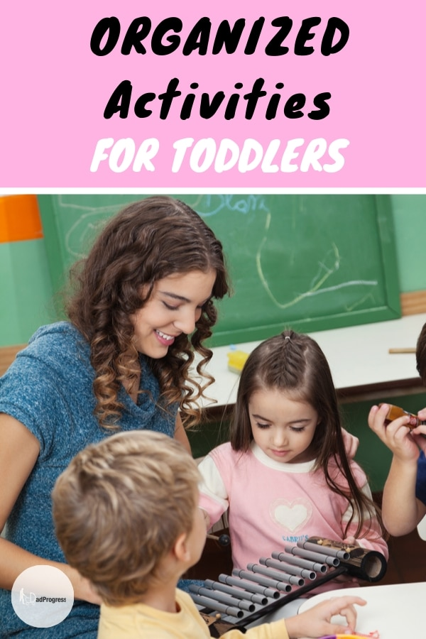 If you're tired of coming up with easy and fun activities for toddlers that are also educational, then click to read my post to get inspired by organized activities for babies and toddlers (most are indoor though).