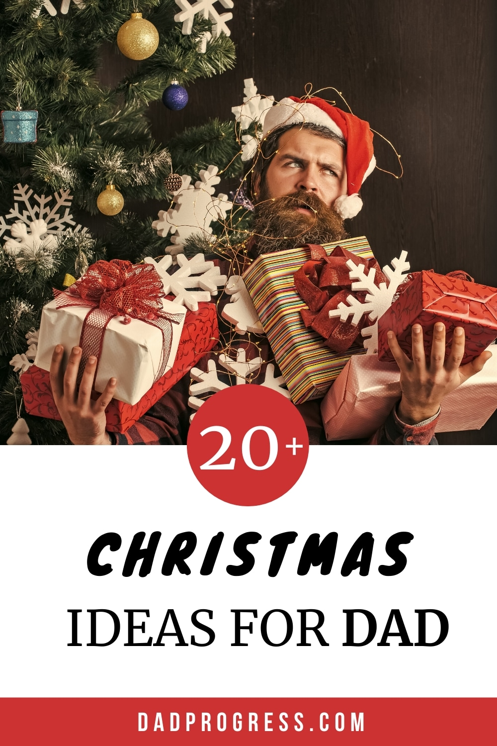 If you're looking for Christmas gift ideas for dad or men in general, then take a look at my list. You can find presents that can be perfect from a son or from a daughter. Even if the father has everything, my article will surely give you a couple of gift ideas to buy.
