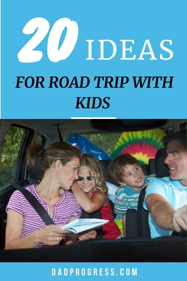 If you're planning a road trip with kids, then some car accessories will make your trip so much better. To get some cool ideas, click to see my list of essential items for traveling with a baby, toddler, or older children.