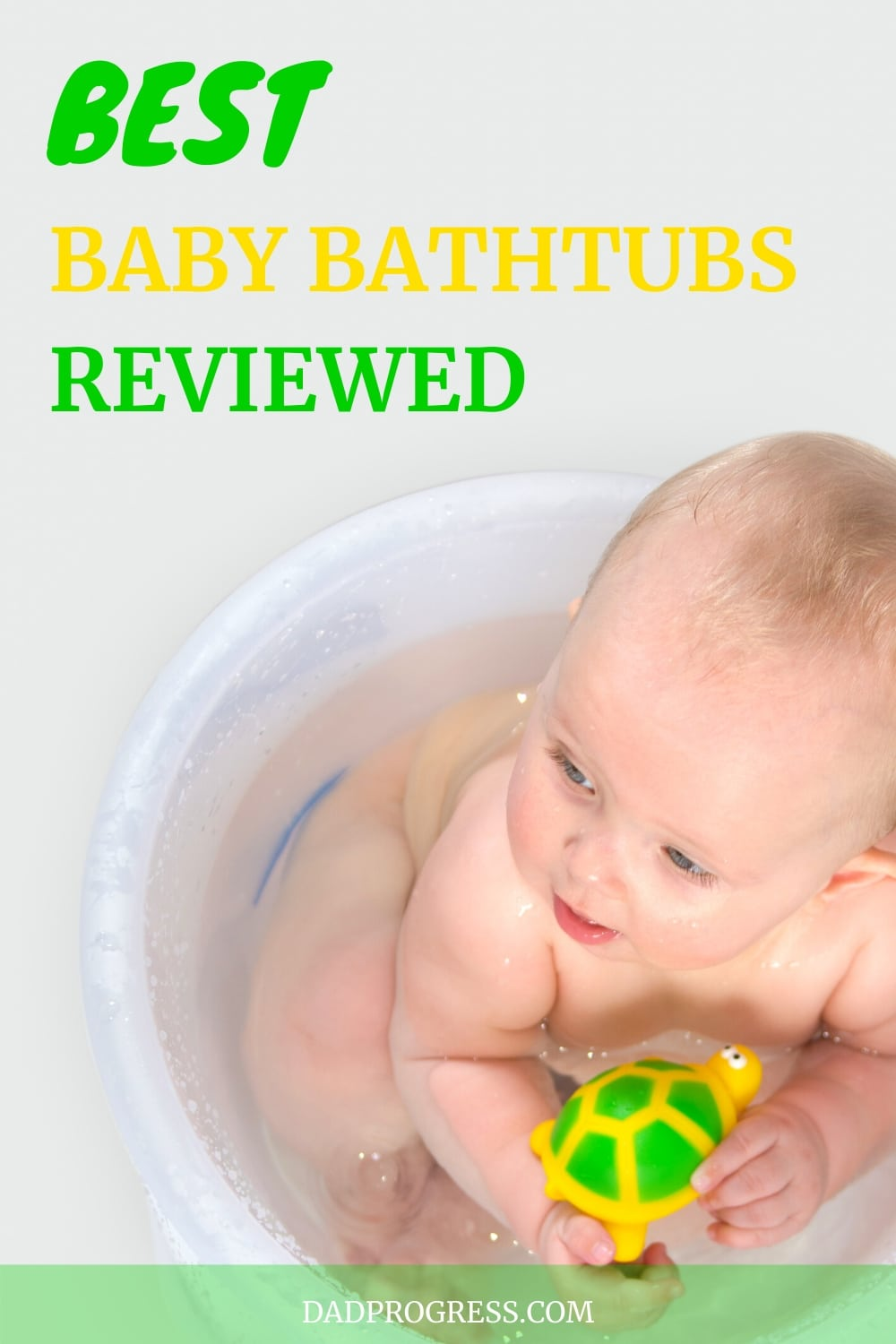 I wrote a guide on best baby bathtubs. There are many awesome options to choose from. Some are easy to store, others a great for new parents and some make bathing time more fun. Just click to read more.