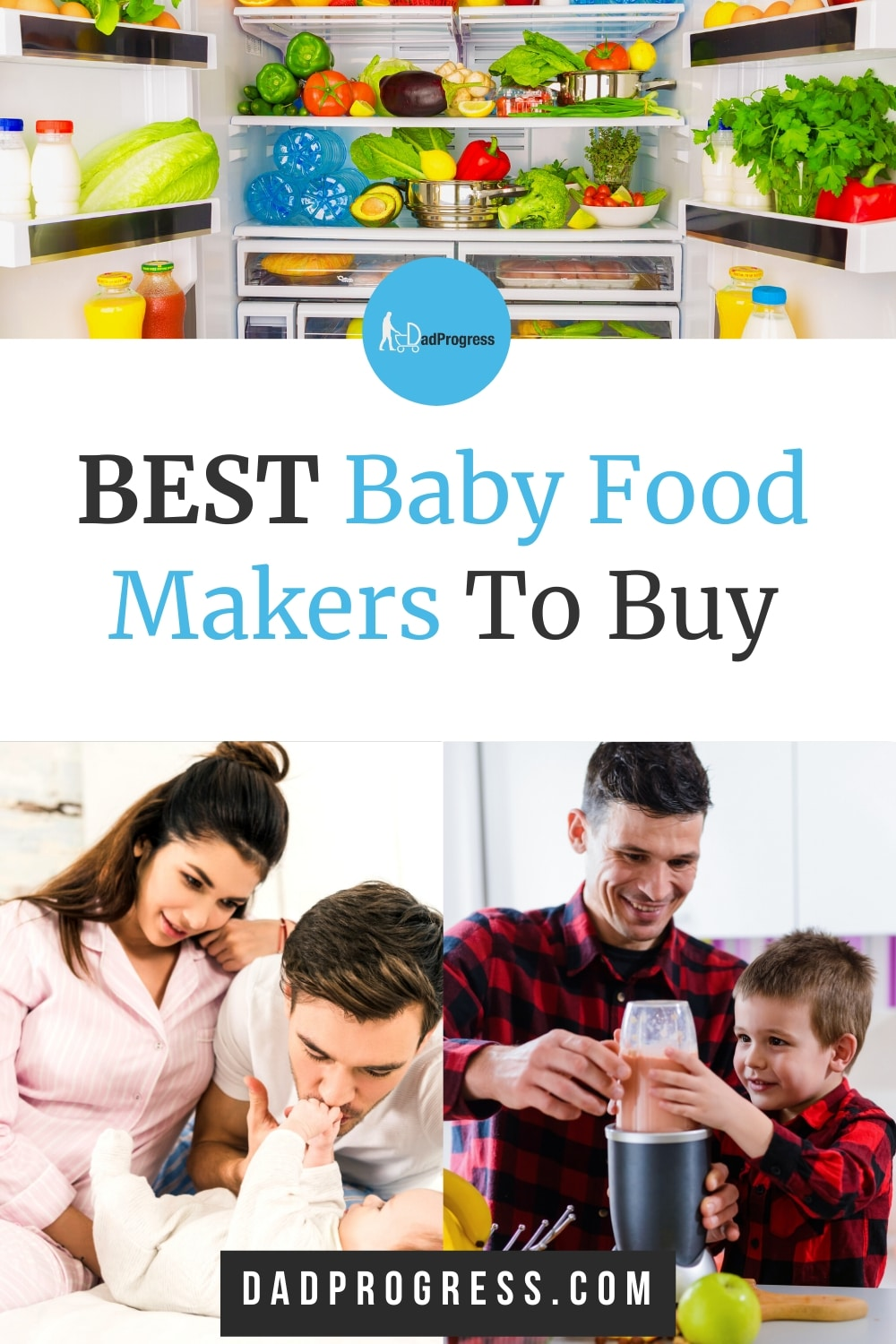 If you are looking for the best baby food maker for your kid, then click to check out my extensive guide with reviews. A baby food maker will make the life of any dad or mom easier or it can be a great baby shower gift! Click to visit my site to learn more:)