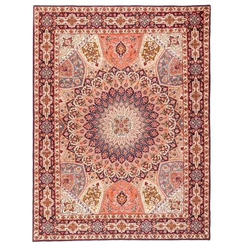 Antique rug example