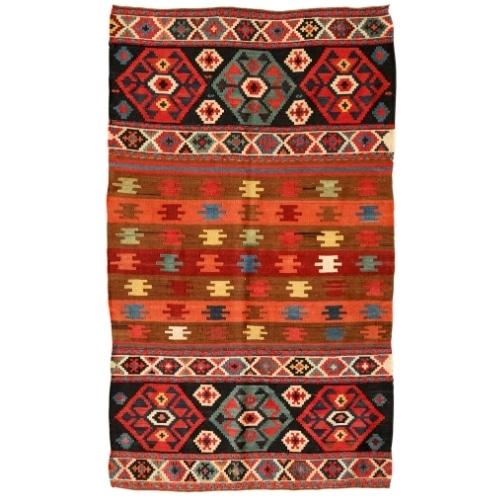 Handmade area rug example
